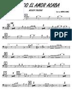 CUANDO EL AMOR - Trombone 2.pdf
