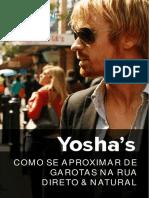 [08] Yosha - Abordagem Natural&Direto Em Cidades [PUABASE]