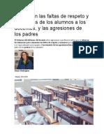 Aumentan las faltas de respeto y amenazas de los alumnos a los docentes.docx