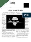 NASA Facts Viking Mission to Mars