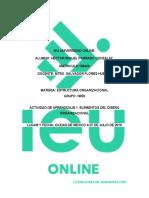 Actividad de aprendizaje 1. Elementos del Diseño Organizacional.docx