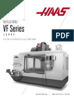 centro mecanizado de 5 ejes HAAS VF
