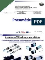 Pneumática (Cilindros)