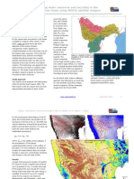 0062_Krishna - Tracking Water Resources and Recycling in the Krishna River Basin Using MODIS Satellite Imagery