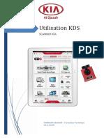 Utilisation KDS (SCANNER)