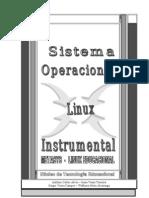 Apostila a Instrumental Linux Educacional E Metasys