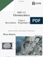 Clase 6 - Propiedades Mecanicas