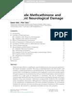 Homemade Methcathinone