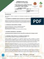 8º TECNOLOGIA Y INFORMATICA II PERIODO.