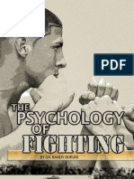 The Psychology of Fighting