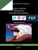 Paradigmas sobre género
