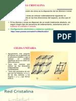 3- Clase 1b.- Estructura Cristalina