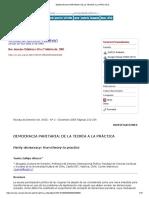 Zúñiga Añazco, Yanira. Democracia paritaria de la teoría a la practica.