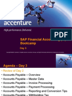Sap Fi Bootcamp Training Day3