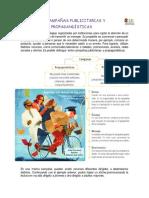 LAS CAMPAÑAS PUBLICITARIAS Y PROPAGANDÍSTICAS
