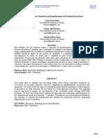 Uso de Modelagem e Simulação no Beneficiamento de Materiais Recicláveis