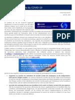 La fiscalite a l heure du COVID-19 Article Pascal Saint