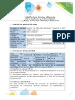 Guía de actividades y rúbrica de evaluación - Tarea 2 - Actividad Intermedia - Biometria