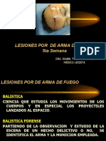 5ta Semana Lesiones  Por  PAF[1]
