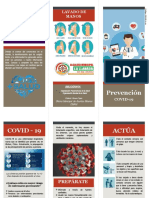 05-Folleto Prevencion COVID - 19