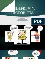 EVIDENCIA 4 GUIA 6 HISTORIETA