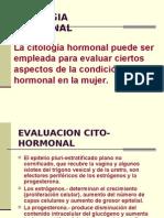 CITOLOGIA HORMONAL