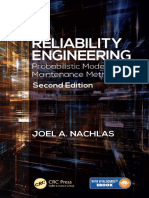 Reliability Engineering - Prob models and Maintenance Methods.pdf