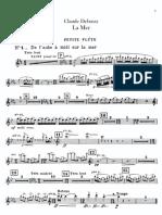 La Mer - Piccolo, Flute 1_2