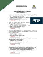 10-11 PRUEBA DE COMPETENCIAS CIUDADANAS PDF.pdf