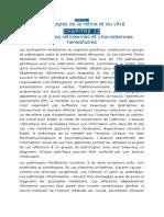 Dystrophies rétiniennes et choroïdiennes héréditaires-sfo
