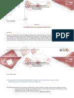 Guía integrada de actividades Inducción