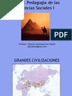 3- Primeras Civilizaciones