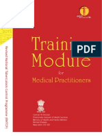 RNTCP India - Training Module (Dec_2010) for Medical Officers