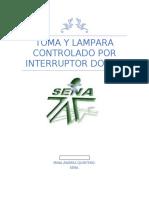 TOMA Y LAMPARA CONTROLADO POR INTERRUPTOR DOBLE..docx