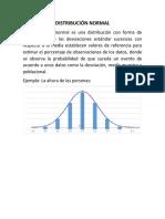 Teorema de limite central - Medias