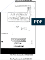 Air Defense of the Panama Canal, 1 JAN 1939- 7 DEC 1941
