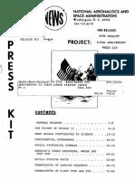 Apollo 11 5th Anniversary Press Kit
