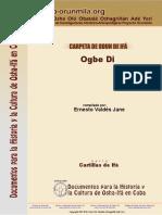 Ogbe Di