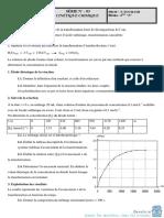 série-n°3-avec-correction-chimie-série-cinétique--2007-2008(tlili-touhami)