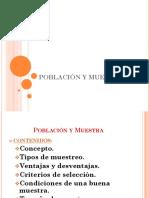 Investigación Cuanti-Población-Muestra-Muestreo
