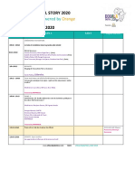 Programme Douala Digital Story 2020