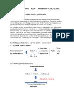 aula 4 ordem juridica do DI