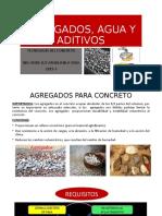 1.3 AGREGADOS, AGUA Y ADITIVOS.pptx