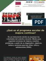 ORIENTACIONES PEMC CTE INTENSIVA 2019