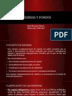 RESERVAS Y FONDOS cap 4