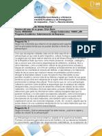 Formato respuesta - Fase 1 - Reconocimiento ECONOMIA