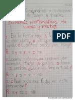 actividades Matemáticas 11 de mayo