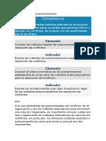 METODOS ALTERNATIVOS DE NEGOCIACION ASISTIDA