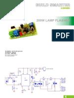 200w Lamp Flasher