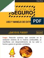 5.- Uso y Manejo de  Extintores.pptx